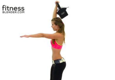 Quick and Fearless Kettlebell Cardio Workout – Ultimate Fat Burn Workout for the Entire Body